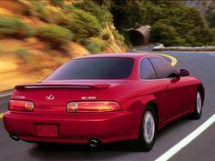 Lexus SC 400 (1991 – 1997).