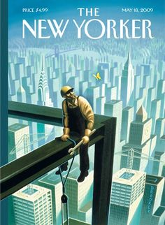 the new yorker   Site officiel : The New Yorker Covers : New Yorker Covers