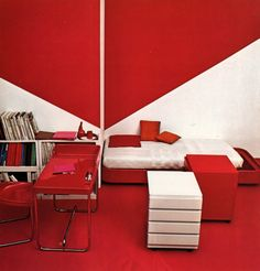 INTERIORS FOR TODAY | Franco Magnani ©1974
