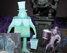What is it About The Hatbox Ghost?....my GeekMom​ story tapping on my love for the Haunted Mansion.