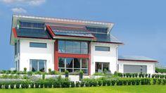 Musterhaus Style in Hohenhardtsweiler | Plusenergiehaus | Fertighaus WEISS