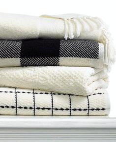 Lauren Ralph Lauren Towels, Winter Cottage Collection