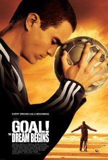 Goal! The Dream Begins (2005) - Kuno Becker, Alessandro Nivola and Anna Friel.  #soccer #films