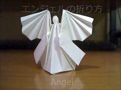 Angel | El arte del Origami | how-to video