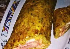 Ρολό με κολοκυθάκια #cookpadgreece Greek Recipes, Family Meals, Food To Make, Pork, Turkey, Meat, Cooking, Breakfast, Finger Food