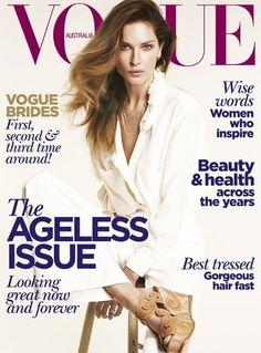 Vogue Australia, June 2011