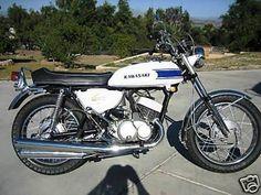 1969 Kawasaki 500cc Mach III