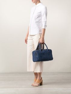 Golden Goose Deluxe Brand 'Equipage' Bag in Blue | Lyst