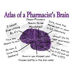 Atlas of a Pharmacists B Rectangular Canvas Pillow by Gigi - CafePress Pharmacy Student, Pharmacy School, Pharmacy Humor, Pharmacy Technician, Custom Cards, Custom Greeting Cards, Girl With Green Eyes, Fun At Work, Hard Work