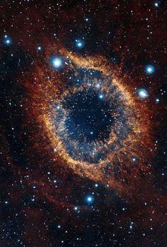 Helix Nebula Tattoo Milky Way - Henrietta Helling Helix Nebula, Orion Nebula, Andromeda Galaxy, Carina Nebula, Hubble Pictures, Hubble Images, Nebula Wallpaper, Galaxy Wallpaper, Hubble Space Telescope