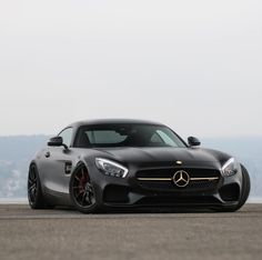 Bad-ass Mercedes AMG - Cars and motor Mercedes Benz Amg, Luxury Sports Cars, Best Luxury Cars, Sport Cars, Alpha Romeo, Porsche, Automobile, Mercedez Benz, Performance Cars