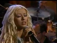 """Contigo En La Distancia"" - Christina Aguilera - YouTube"