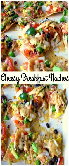 Cheesy Breakfast Nac