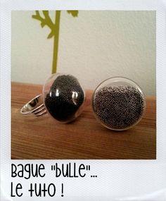 bague bulle