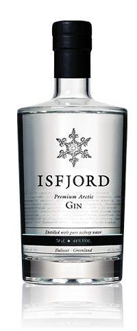 Isfjord Premium Arctic Gin