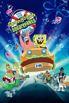 There's trouble brewing in Bikini Bottom. Someone has stolen King Neptune's crown, and it looks like Mr. Krab, SpongeBob's boss, is the culprit. Though he's just been passed over for the promotion of his dreams, SpongeBob stands by his boss, and along with his best friend Patrick, sets out on a treacherous mission to Shell City to reclaim the crown and save Mr. Krab's life. Scarlett Johansson plays the voice of Mindy.
