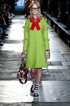 the new vintage of Alessandro De Michele #madeinitaly #modern #fashiondesign
