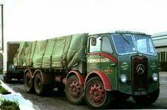 ATKINSON Old Lorries, Commercial Vehicle, Vintage Trucks, Classic Trucks, Heavy Equipment, Big Trucks, Land Cruiser, Tractors, Transportation