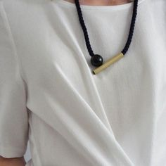 CACTO | Sew A Song Otoño Necklace