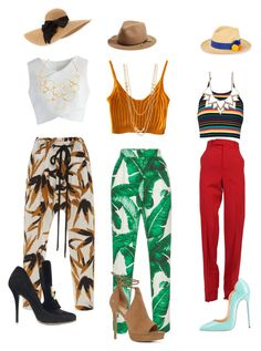 """Untitled #102"" by ame-sym on Polyvore featuring Marni, Gucci, Dolce&Gabbana, ALDO, Balmain, Chicwish, Prymal, rag & bone, Eugenia Kim and Full Tilt"