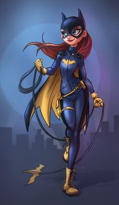 Image shared by Meek. Find images and videos about dc comics and batgirl on We Heart It - the app to get lost in what you love. Marvel Dc Comics, Bd Comics, Comics Girls, Marvel Avengers, Comic Book Characters, Comic Character, Comic Books Art, Comic Art, Batwoman
