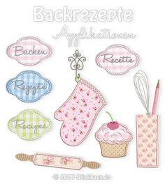 Backrezepte-Applikat