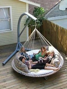a fun place to do girly talk and pray.