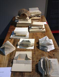 book sculptures from Formland Fair 2012