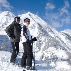 In winter, snow enthusiasts can visit Sundance Resort for skiing or snowboarding, and more.