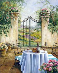 Table for Two by Ginger Cook
