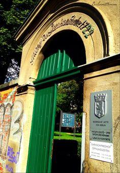 Garnisonsfriedhof Berlin Mitte, Kleine Rosenthaler, Berlin Mitte