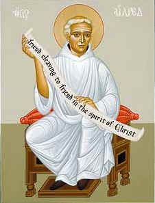 St Aelred of Rievaulx - Jan 12 Patron saint of those with bladder stones (the poor man died of them) and friendship. He was the abbott of the Cistercian monks at Rievaulx, an historian and advisor to Henry II. Catholic Saints, Patron Saints, Dorothy Day, Catholic Online, The Cloisters, Famous Books, Pope John, Social Activities, Personal Relationship