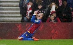 Southampton v Palace - FA Cup 3rd Round - Wardy