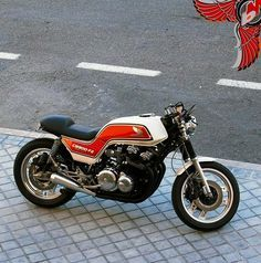 honda cb900 cafe racer inspired streetfighter - bikerMetric