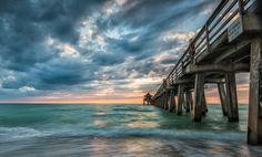 Naples Pier, Naples Florida