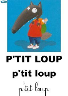 Générateur de cartes de lecture / de nomenclature Petite Section, Montessori, Preschool, France, Education, Learning, Funny, Kids, Cycle 1