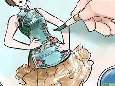 Come Disegnare un Figurino di Moda: 15 Passaggi You Draw, How To Draw Hands, Silhouette, Fashion Sketches, Art Tutorials, Mother Of The Bride, Drawings, Anime, City
