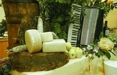 Buffet Formaggi al Ristorante del Grand Hotel Di Rabbi click by Yahor (www.ypalis.com)