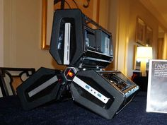 CES 2015: CyberPowerPC's Fang Trinity Gaming PC Is Pure Sci-Fi Eye Candy. See more here - http://goo.gl/Y0a3MW