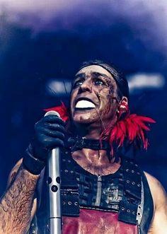 .Till Great Bands, Cool Bands, Till Lindemann, Till The End, Music Bands, Music Artists, Heavy Metal, Rockers, Nirvana