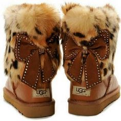UGG Australia's waterproof full-grain leather sheepskin snow boot for women - the Adirondack Tall http://uggbootstoyou.org/