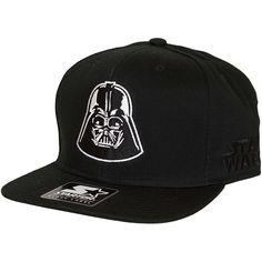 Starter Cap Star Wars Face Vader Baseballmützen 1e26832438ae