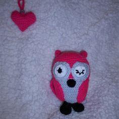 Original ideas for Valentines present Amigurumi