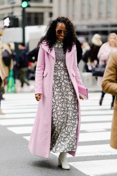 The Best in Street Style from New York Fashion Week Fall 2018 — FashionFiles