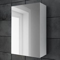 Modern #bathroom mirror #storage cabinet | furniture #accessory unit | nlt,  View more on the LINK: http://www.zeppy.io/product/gb/2/371706171902/