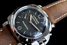 Swiss Designer Watches: Panerai Luminor Marina 1950 3-days PAM00422 Review