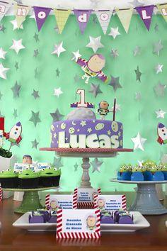 Cute DIY party idea.
