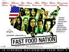Fast Food Nation.   Great ensemble cast.   Wouldn't have gotten made without Bruce Willis.   #Longwood Elementary School   #William Henry Shaw HS