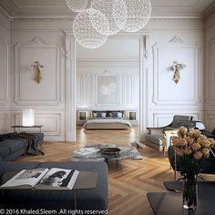 Nice wood floor