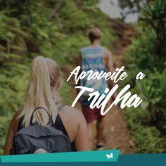 Venha trilhar novos caminhos dentro das dependências do Jardim Entre Rios. #PartiuTrilha #Trilha #Natureza